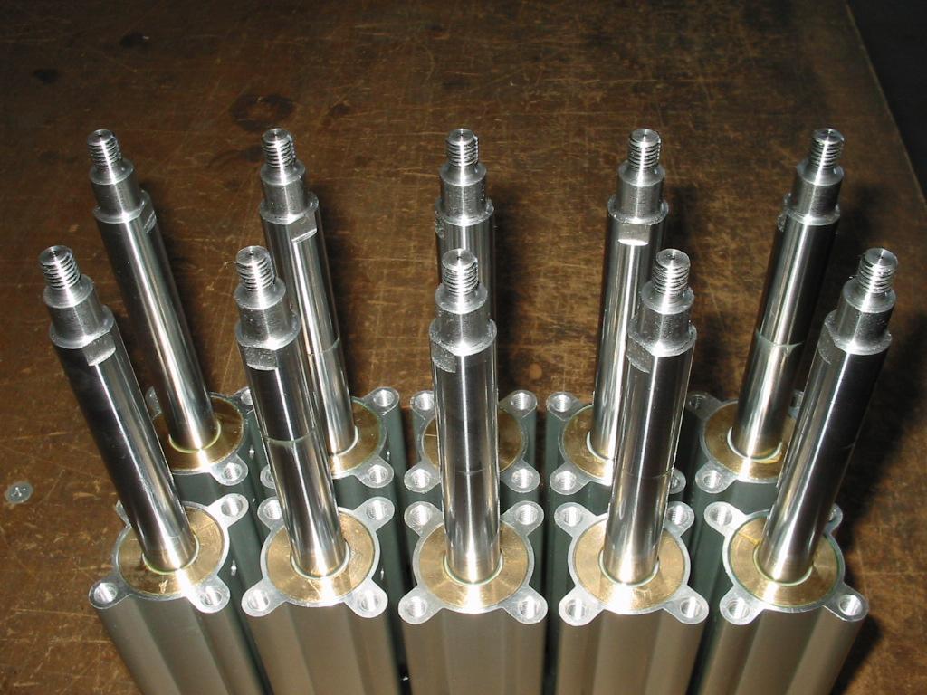 Cilindri pneumatici personalizzati