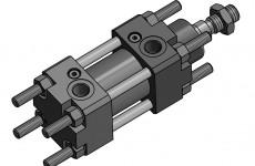 Nuovo cilindro Cnomo Ø25